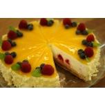 Kodujuustu-vaarika tort 1,9kg