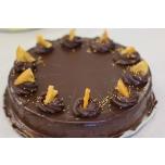 Apelsini-tumeda šokolaadikook 2,1kg