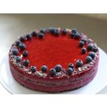 Lavendli-mustika tort 1,85kg / nisujahu vaba